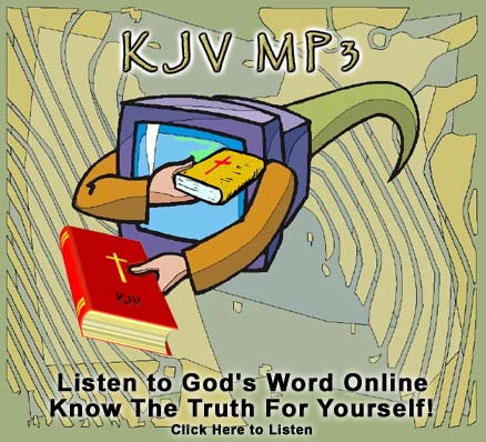 Audio Bible - Click Here to Listen or Download